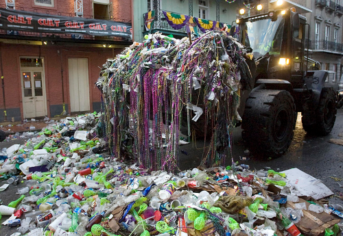 Mardigras-cleanup